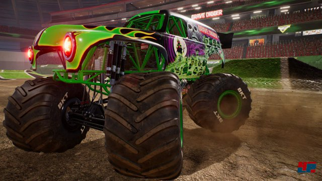 Screenshot - Monster Jam Steel Titans (PC) 92582929