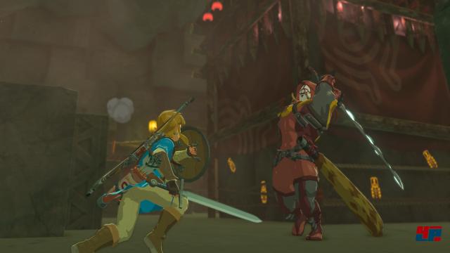 Screenshot - The Legend of Zelda: Breath of the Wild (Switch) 92538501