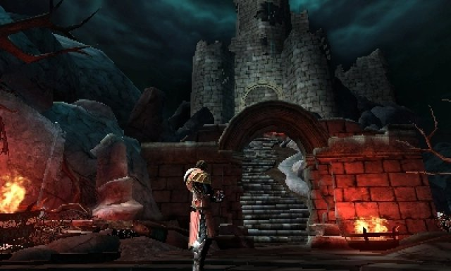 Screenshot - Castlevania: Lords of Shadow - Mirror of Fate (3DS) 92418497