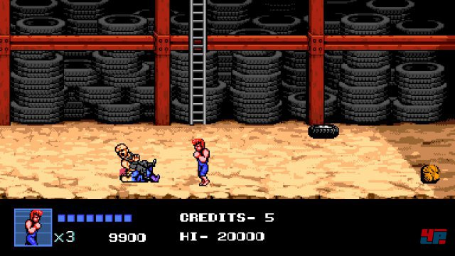 Screenshot - Double Dragon 4 (PC) 92540705