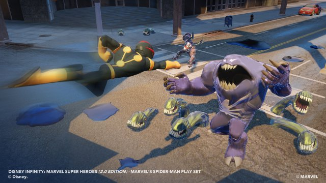 Screenshot - Disney Infinity 2.0: Marvel Super Heroes (360) 92484580