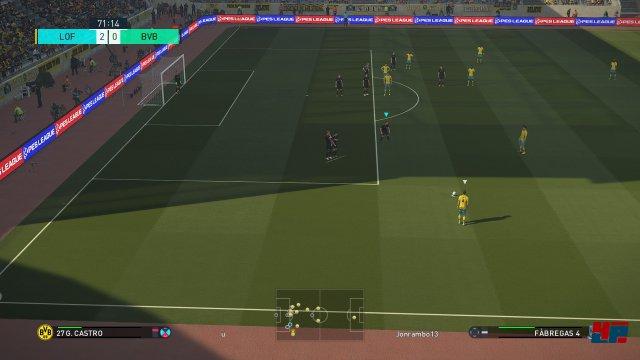 Screenshot - Pro Evolution Soccer 2018 (PC) 92552723