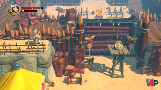 Screenshot - Asterix & Obelix XXL 3: Der Kristall-Hinkelstein (PC) 92598168