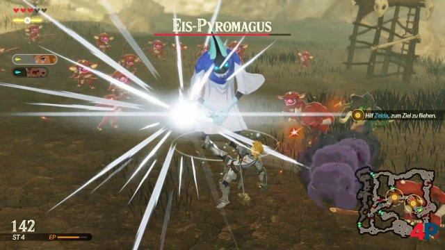 Screenshot - Hyrule Warriors: Zeit der Verheerung (Switch) 92629170