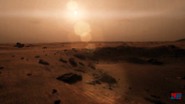 Screenshot - Take On Mars (Linux)