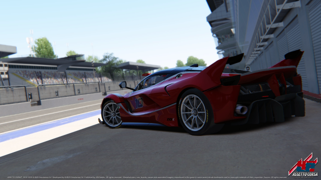 Screenshot - Assetto Corsa (PlayStation4) 92519141