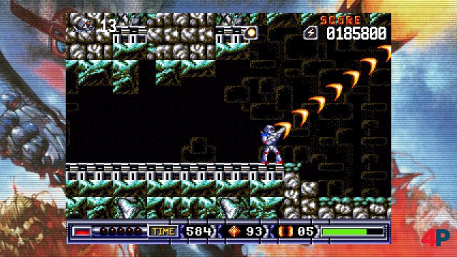 Screenshot - Turrican Flashback Collection (PS4, Switch) 92633626
