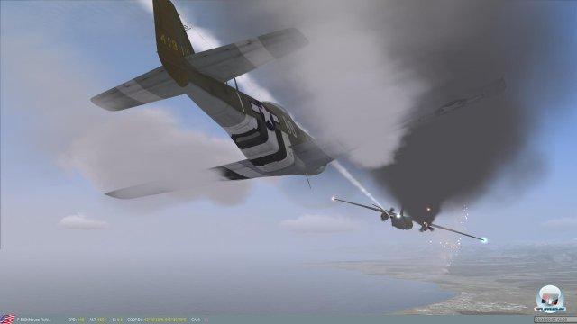 Screenshot - DCS: P-51D Mustang (PC) 92425002