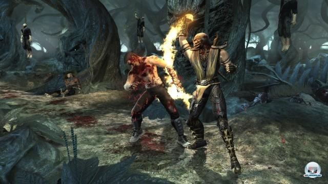 Screenshot - Mortal Kombat (360) 2217363
