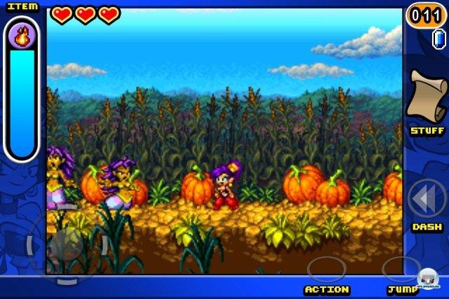 Screenshot - Shantae: Risky's Revenge (iPhone) 2283862