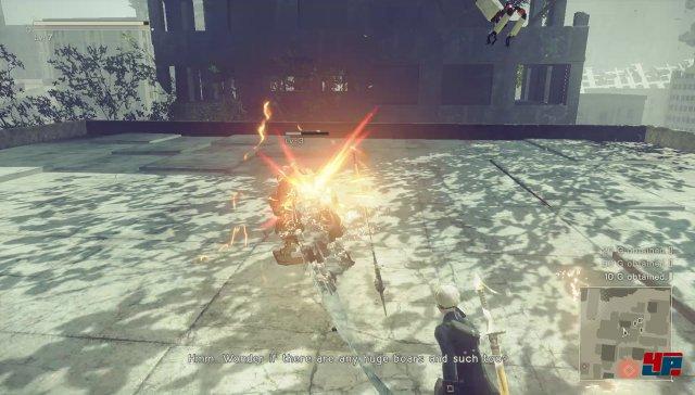 Screenshot - NieR: Automata (PS4) 92540386