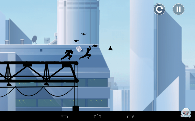 Screenshot - Vector (Android)