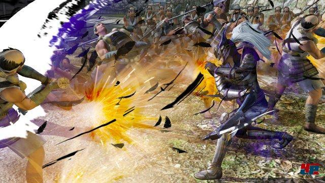 Screenshot - Samurai Warriors 4 (PlayStation4) 92492896