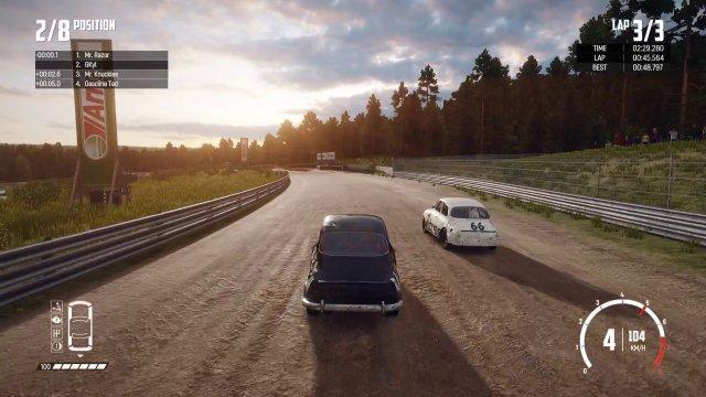 Screenshot - Wreckfest (PlayStation5)