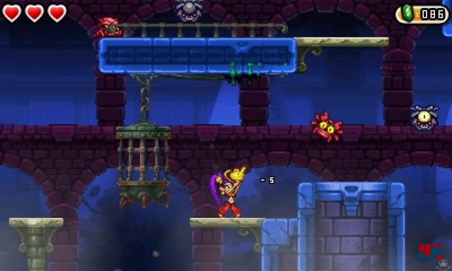 Screenshot - Shantae and the Pirate's Curse (3DS) 92500526