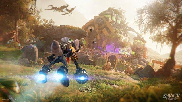 Screenshot - Ratchet & Clank: Rift Apart (PlayStation5) 92643544