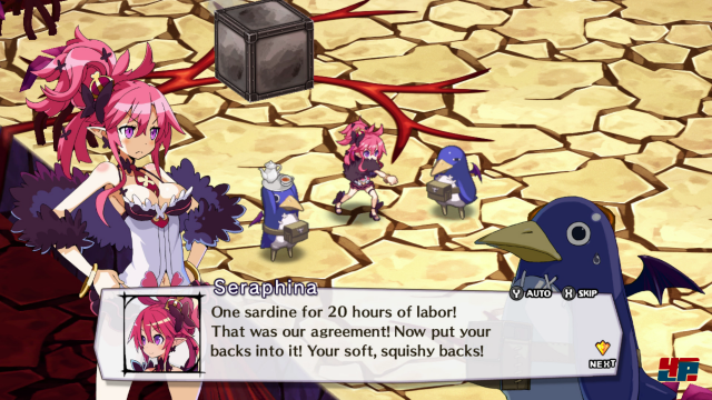Screenshot - Disgaea 5: Alliance of Vengeance (Switch) 92543853