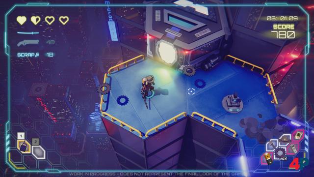 Screenshot - Danger Scavenger (PC)
