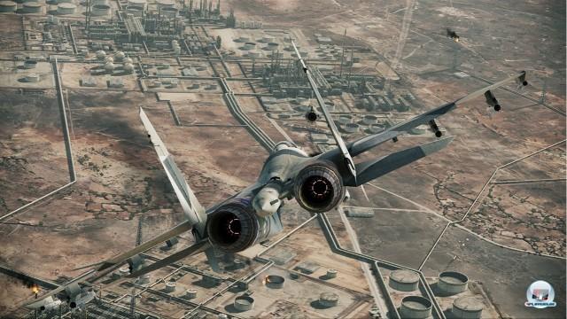 Screenshot - Ace Combat: Assault Horizon (360) 2222078