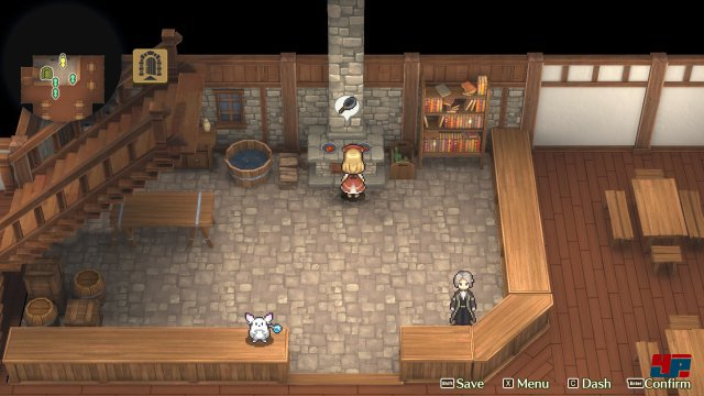 Screenshot - Marenian Tavern Story: Patty and the Hungry God (Android)