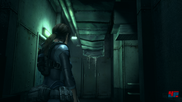 Screenshot - Resident Evil: Revelations (PS4) 92552478