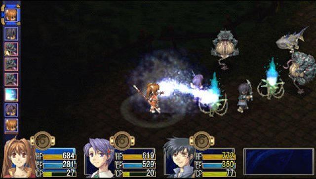 Screenshot - The Legend of Heroes: Trails in the Sky (PSP) 2290447