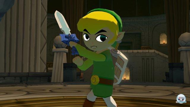 Screenshot - The Legend of Zelda: The Wind Waker (Wii_U) 92468386