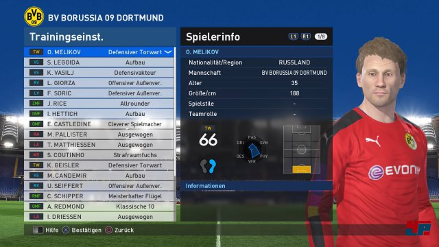Screenshot - Pro Evolution Soccer 2017 (PS4) 92533216