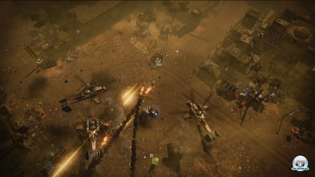Screenshot - Renegade Ops (PlayStation3) 2246127