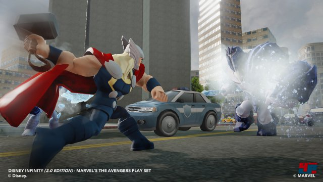 Screenshot - Disney Infinity 2.0: Marvel Super Heroes (PlayStation4) 92490776