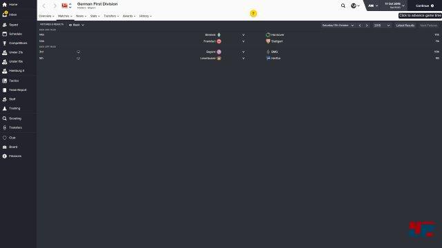 Screenshot - Football Manager 2016 (PC)