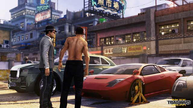 Screenshot - Triad Wars (PC)