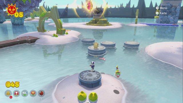 Screenshot - Super Mario 3D World   Bowser's Fury (Switch) 92634387