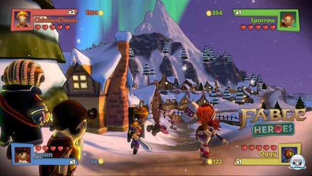 Screenshot - Fable Heroes (360) 2327537