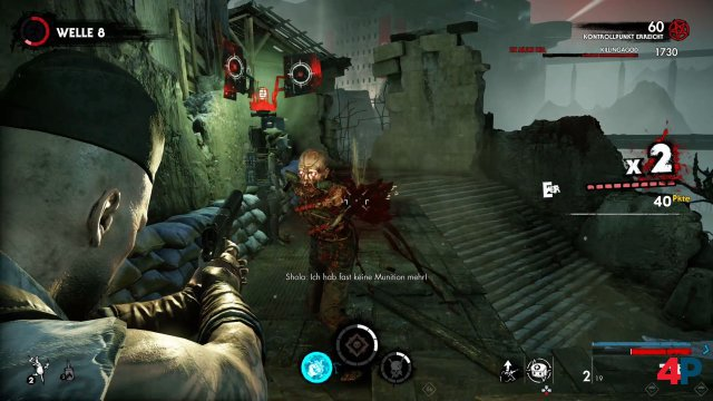 Screenshot - Zombie Army 4: Dead War (PS4) 92605659