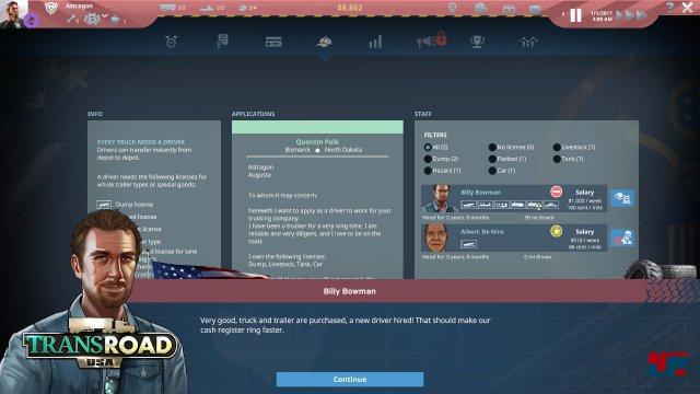 Screenshot - TransRoad: USA (Mac) 92553995