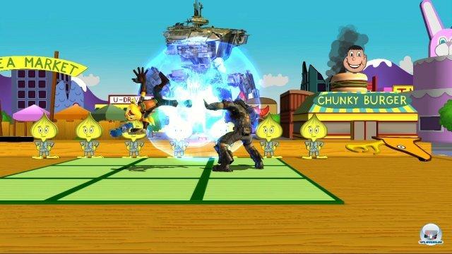 Screenshot - PlayStation All-Stars: Battle Royale (PlayStation3) 92456516