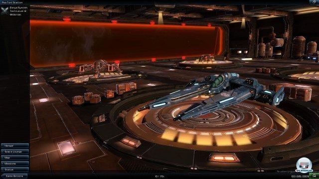 Der Ausbau der Raumschiffe ist zwar motivierend - das alleine macht allerdings keine gute Weltraumoper aus.