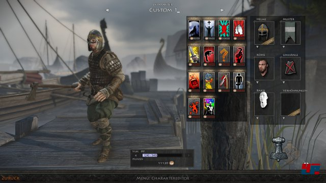 Screenshot - War of the Vikings (PC) 92480679
