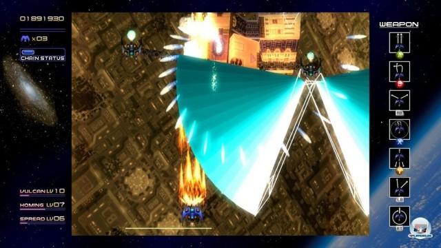Screenshot - Radiant Silvergun (360) 2234624