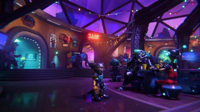 Screenshot - Ratchet & Clank: Rift Apart (PlayStation5) 92643514