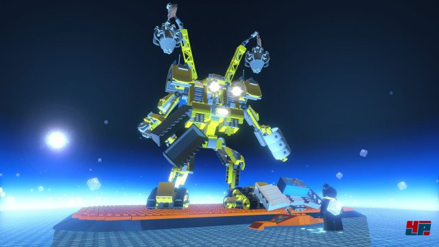 Screenshot - The Lego Movie Videogame (360)