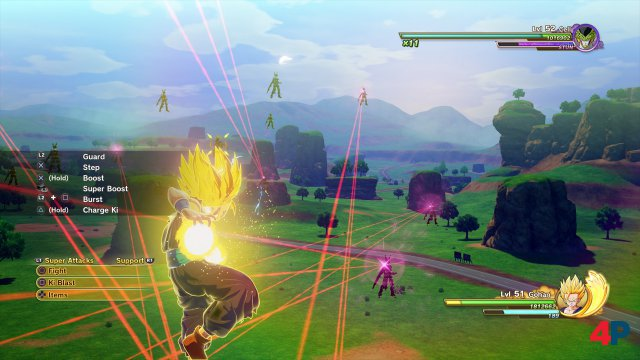 Screenshot - DragonBall Z: Kakarot (PC) 92594417