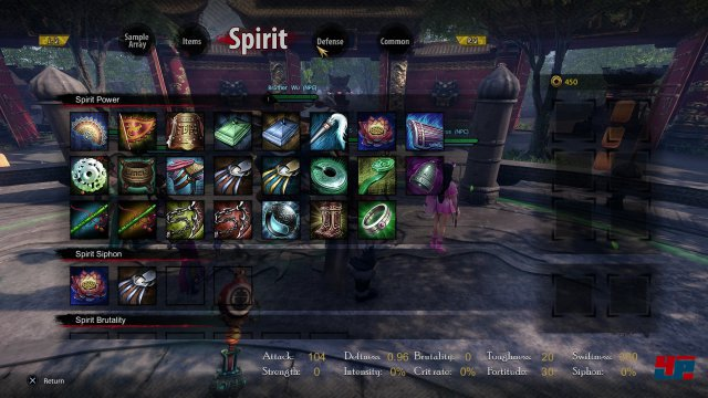 Screenshot - King of Wushu (PC) 92508191