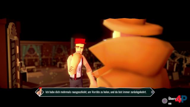 Die klobigen Charaktermodelle erinnern an Spiele der ersten PlayStation-Ära.