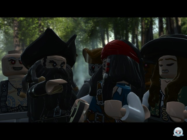 Screenshot - Lego Pirates of the Caribbean - Das Videospiel (360) 2221338