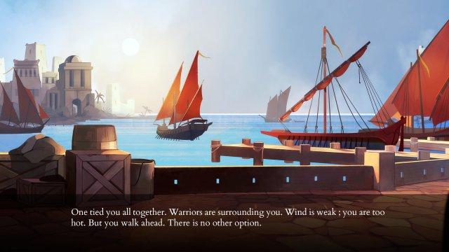 Screenshot - ARISEN - Chronicles of Var'Nagal (PC)