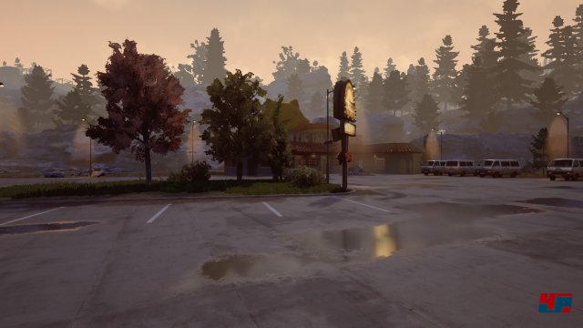 Screenshot - The Park (PlayStation4)
