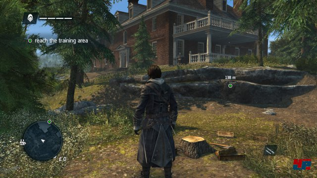 Screenshot - Assassin's Creed Rogue (PC)