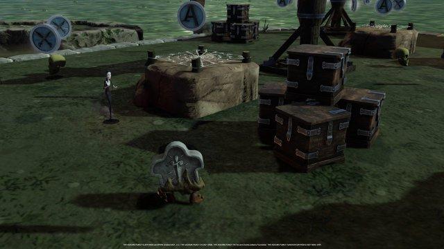 Screenshot - Die Addams Family: Villa-Wahnsinn (PC)